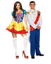 Sexy Fairy Tale Snow White Adult Costume