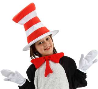 Kids Dr. Seuss Accessory Kit   Cat In The Hat Costume Accessories
