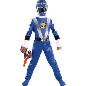 Power Rangers Blue Ranger Classic Toddler/Child Costume, 60745