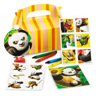 16057 Results In Halloween Costumes Kung Fu Panda 2 Party Favor Kit