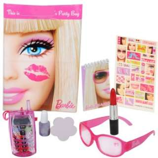 Barbie All Dolld Up Party Favor Kit Ratings & Reviews   BuyCostumes