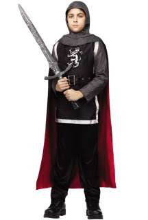 Medieval Knight Child Costume for Halloween   Pure Costumes