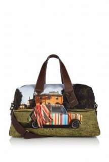 Paul Smith Accessories  Mini Cooper Langar Hall Overnight Bag by Paul