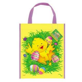 Easter Ducky Egg Hunt Party Tote Bag (1 count)     1636902