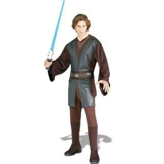 Star Wars Anakin Skywalker Adult Costume   Costume includes screen
