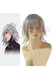 Kingdom Hearts Riku Cosplay Wig For Sale