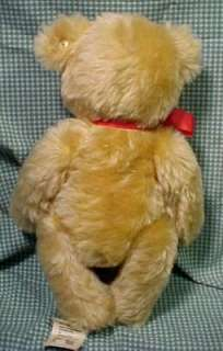 Adorable Steiff Brummbar Blond Teddy Bear 14 NIB 1980s