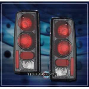 Chevy Astro Van Tail Lights Carbon Altezza Taillights 1985