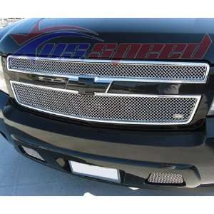 2007 UP Avalanche Suburban Tahoe Polished Wire Mesh Grille
