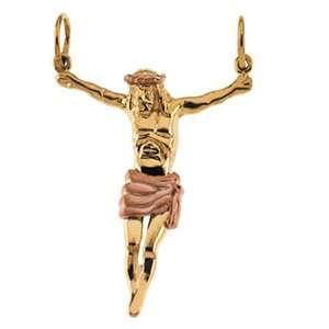 Genuine IceCarats Designer Jewelry Gift 14K Yellow Gold