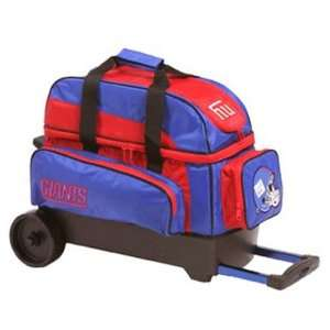 NFL Double Roller Bowling Bag  New York Giants Sports