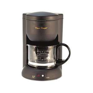 Classic Coffee ConceptsTM Four Cup Automatic Drip