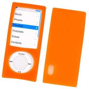 Apple iPod Nano 5 (5th Generation) Silicone Skin Case