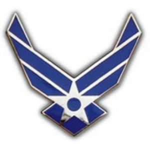 U.S. Air Force Logo Wings Pin 1 Arts, Crafts & Sewing