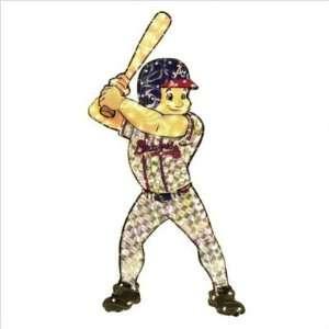 MLB Minnesota Twins Animated Light Up Lawn Figure 44