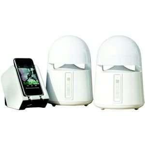 com Grace Digital Audio Gdi aqblt300 Indoor/outdoor Wireless Speakers