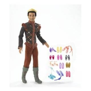 Barbie as The Princess and The Pauper: Ken as King
