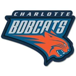 Charlotte Bobcats NBA Basketball sticker decal 5 x 4