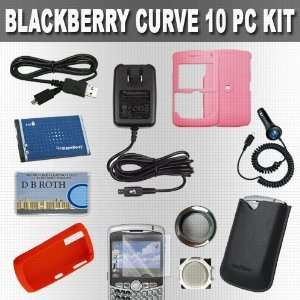 Blackberry OEM Battery+ OEM Data Cable+ Travel Charger+ Mini