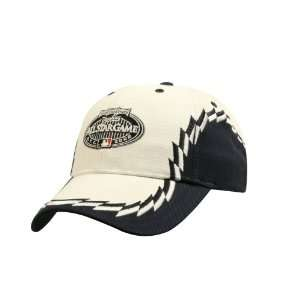 2008 All Star Game Bear Claw Cap (White/Navy): Sports & Outdoors