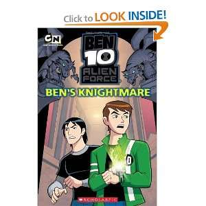 Ben 10 Alien Force Bens Knightmare [Paperback] Tracey