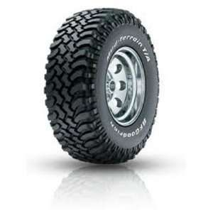 BFGoodrich Mud Terrain T/A KM LT255/75R17/C Automotive