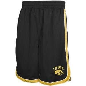 Iowa Hawkeyes Black Youth Herschel Shorts