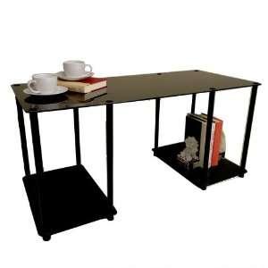 4d Concepts Large Zebra Print Coffee Table In Zebra Print