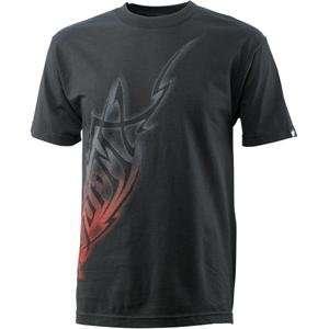 Thor Motocross Mixer T Shirt   Large/Black Automotive