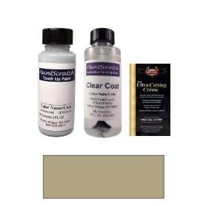 2 Oz. Sahara Gold Metallic Paint Bottle Kit for 1994 Mazda