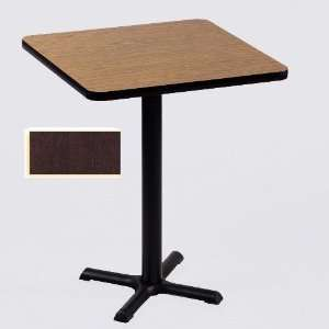 Correll Bxb30S 20 Cafe and Breakroom Tables   Square Bar