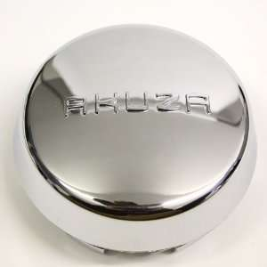 Akuza Wheel Chrome Center Cap Automotive