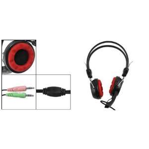 Gino Computer Laptop 3.5mm Microphone Headset Earphone