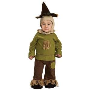 Lets Party By Rubies Costumes Wizard of Oz Scarecrow Toddler Costume