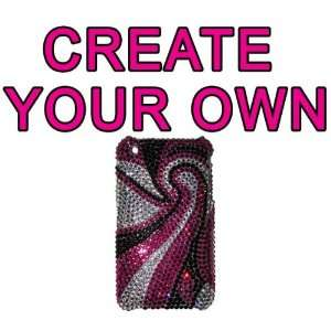 Design Hand made Swarovski Crystal Cell Phone Case