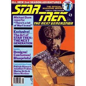 Star Trek The Next Generation. The Official Magazine Series