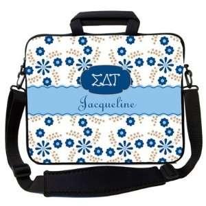 Got Skins Laptop Carrying Bags   Sigma Delta Tau 03 Electronics