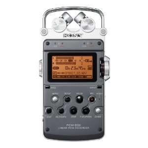 Sony PCM D50 Professional Stereo Digital Recorder Electronics