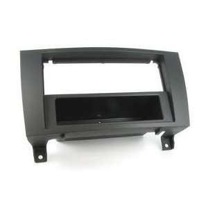 DIN Installation Dash Kit for 2004 Up Mercedes Benz SLK: Car