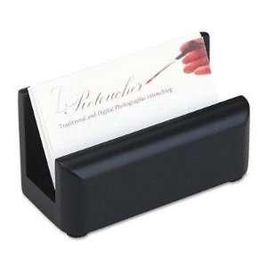 ROLODEX / ROL62522 / Wood Tones Business Card Holder