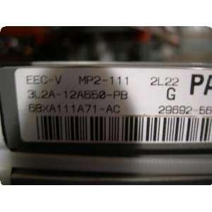 Engine Computer ECU  EXPLORER 03 Elec Cont Unit (ECU); (firewall mtd