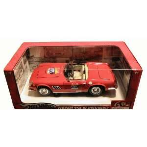 com 1/18 SCALE DIECAST FERRARI 250 GT CALIFORNIA MODEL Toys & Games