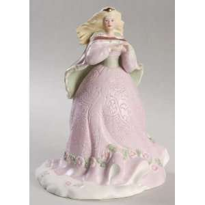 Lenox China Christmas Princess Figurine No Box