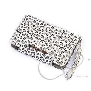 Leopardo Series Samsung Galaxy Note Flip Leather Case