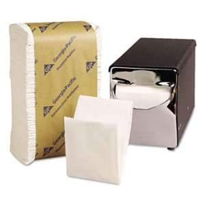 Low Fold Dispenser Napkins, 9 x 12, White, 8000/Carton by