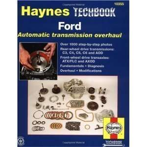 Ford Automatic Transmission Overhaul Manual 2nd(Second) edition(Ford