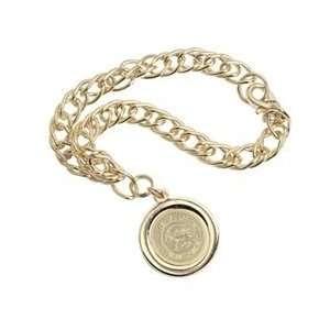 Nevada   Charm Bracelet   Gold