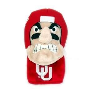 Oklahoma Sooners College NCAA Golf Mascot Head Cover