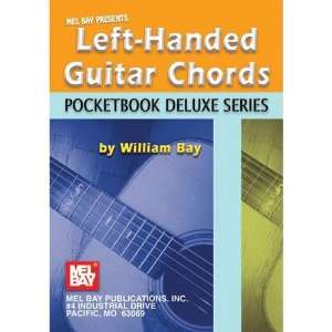 Mel Bay Left Handed Guitar Chords   Pocketbook Deluxe