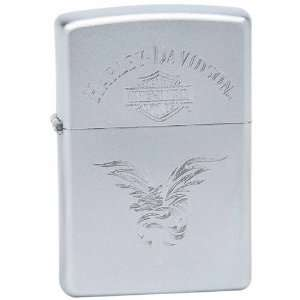 Harley Davidson Eagle Zippo Lighter Patio, Lawn & Garden